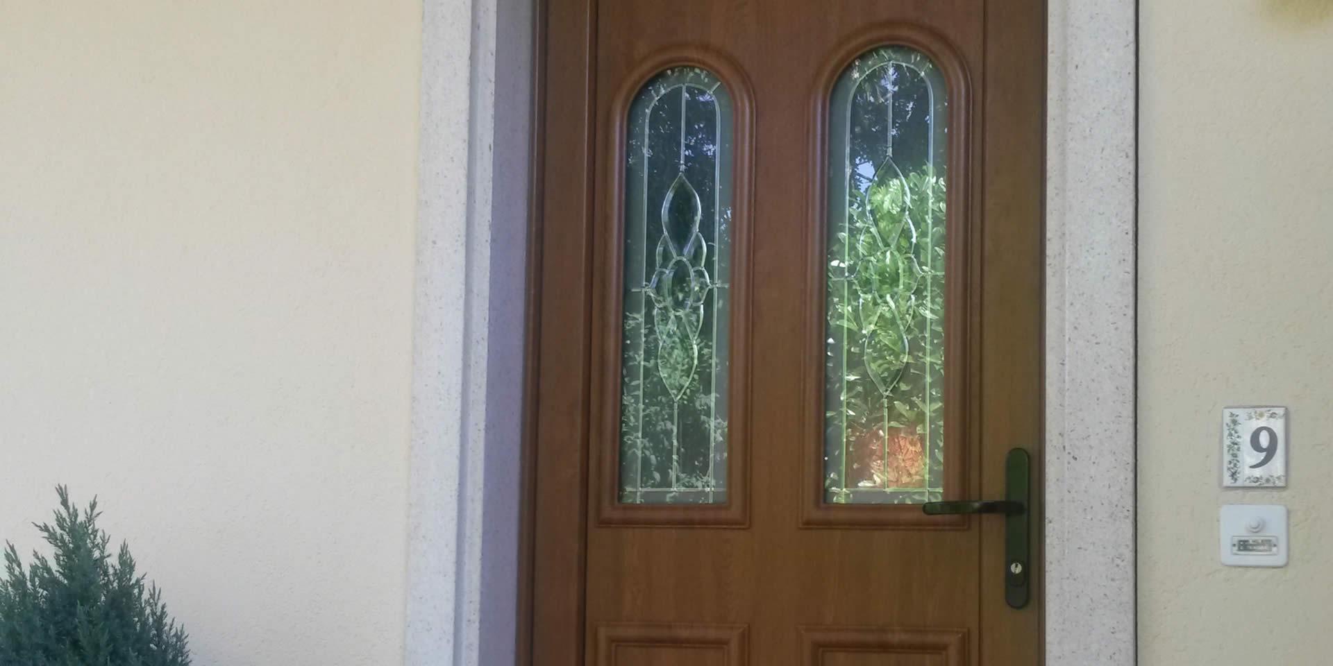 Sur le pas de ma porte d 39 entr e porte d 39 entr e tout for Choisir une porte d entree